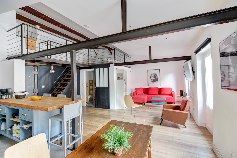 13001 – Saint Charles – T1 – type Loft – 42 m2 – 138 000€